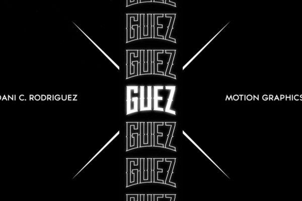 Guez Logo Screen